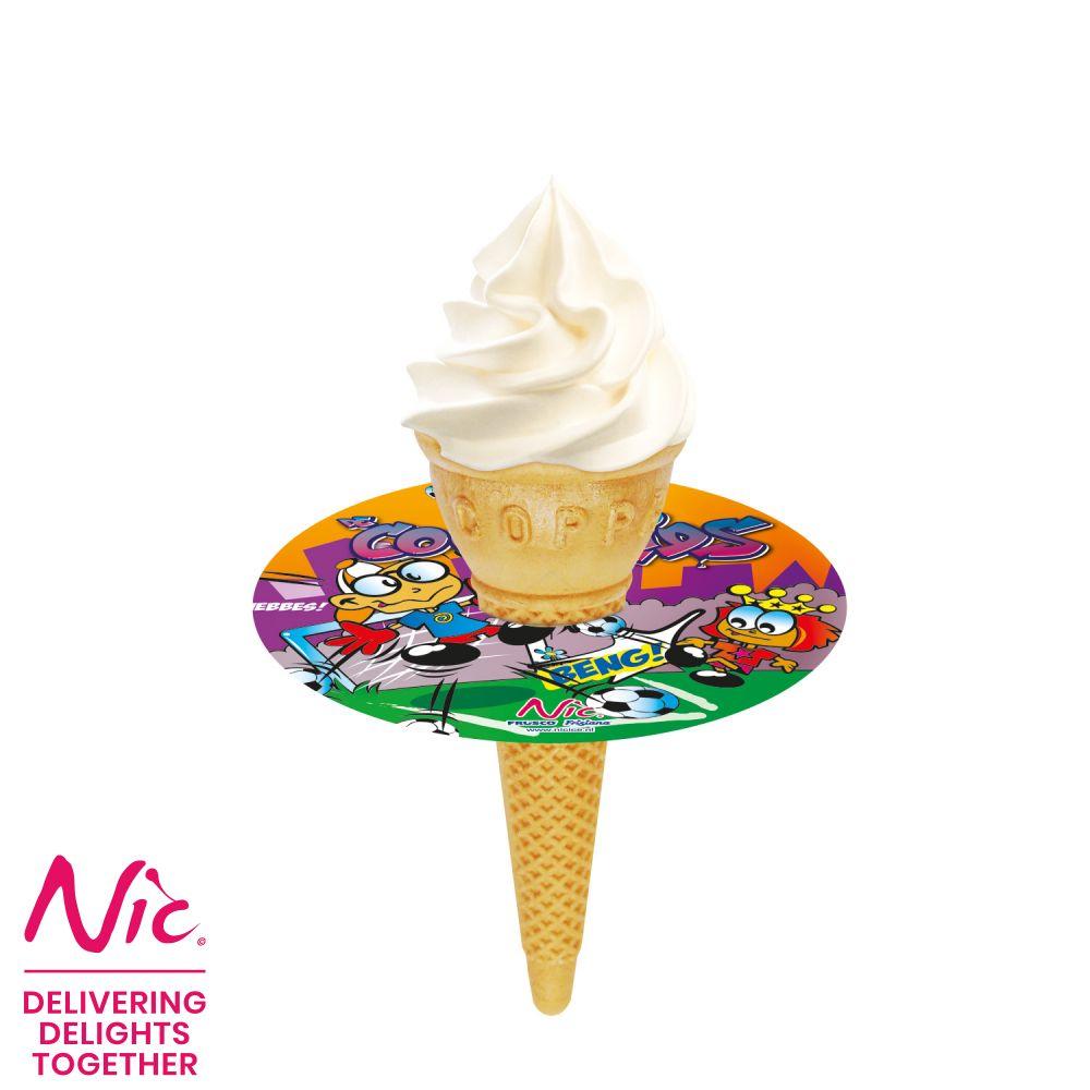 409bab212f48 Kids Ice Cream Cones with 100 Drip Catchers - NIC Nederland BV