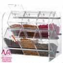 95100 - 6 Compartment Dip Dispenser