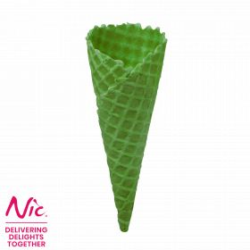Green Ice Cream Cone 48/155